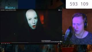 Реакция D.K.  Inc - клип Черникова