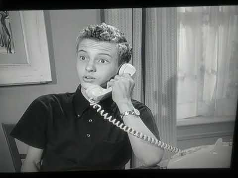 Eddie Haskell throws Wally Cleaver under the bus.