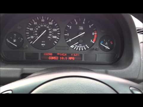 BMW X5 E53 Voice Command