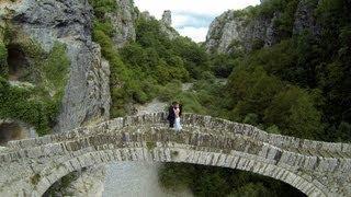 Aerial Wedding Video