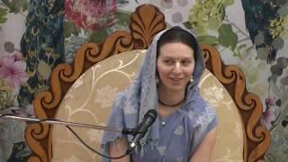 Бхагавад Гита 3.41 - Сулакшана Гопи деви даси