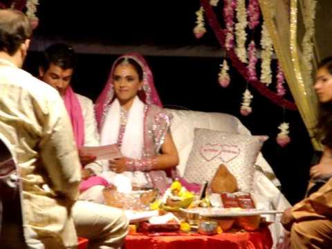 Hitesh Rubinas Wedding Vows 3