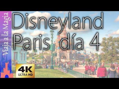Viaje a Disneyland París Día 4 | Lágrimas de Felicidad