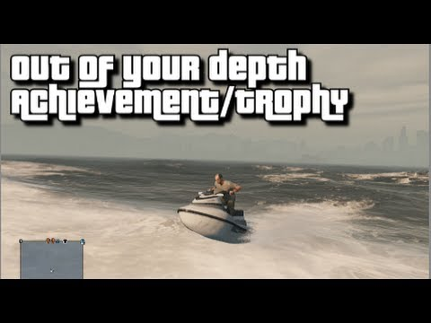 Grand Theft Auto V Achievement Guide & Road Map