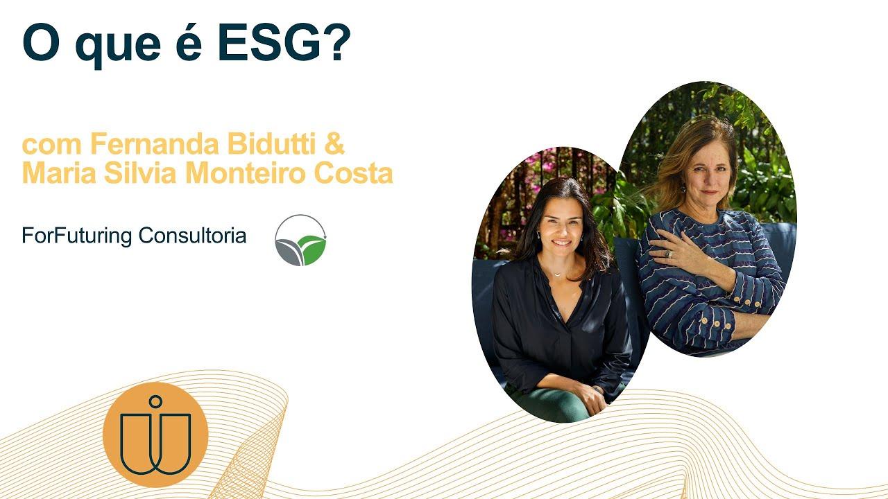 10.11.20 - O que é esse tal de ESG?