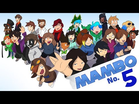 Mambo No. 5 Cover aka Happy IR-versary!