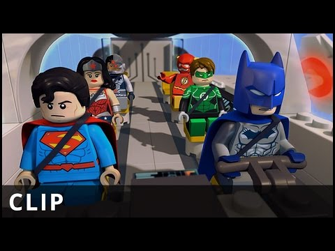 LEGO DC Justice League: Cosmic Clash – Buckle Up Clip – Warner Bros. UK