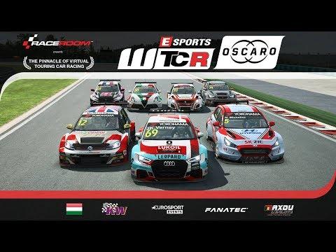 eSports WTCR | Round 01 – HUNGARORING [French Broadcast]