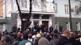 Вінниця. Мітинг проти дій силовиків (19.02.2014)(, 2014-02-19T16:25:35.000Z)