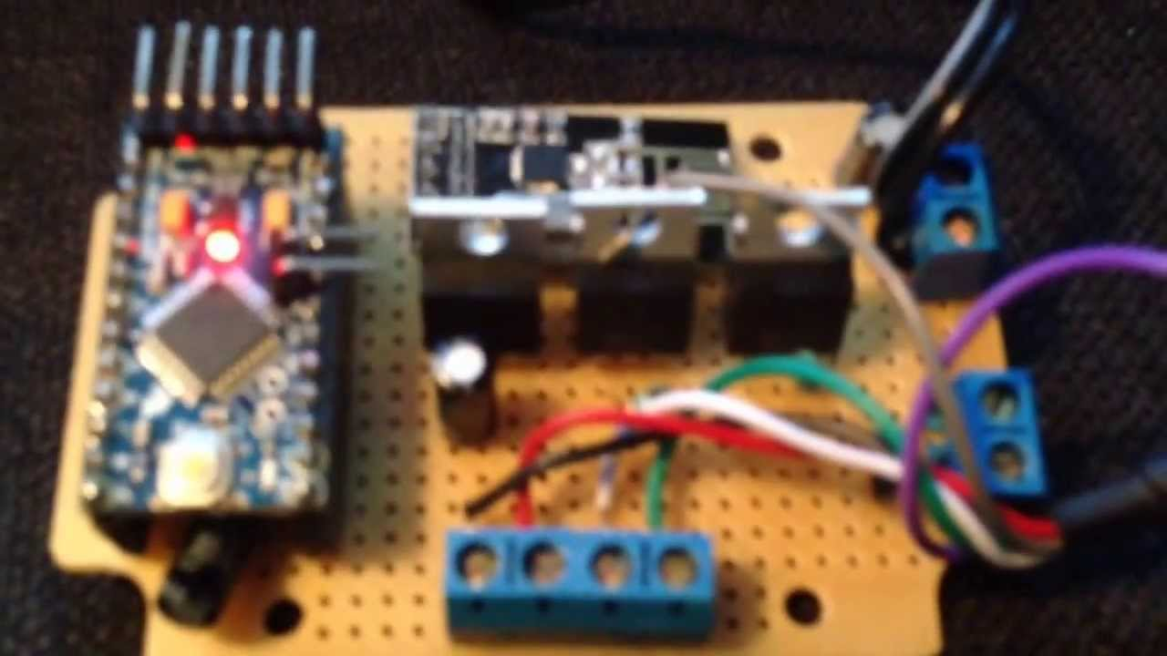 Arduino Wiegand Rfid Reader Nodo Domotica Demo Funnydog Tv