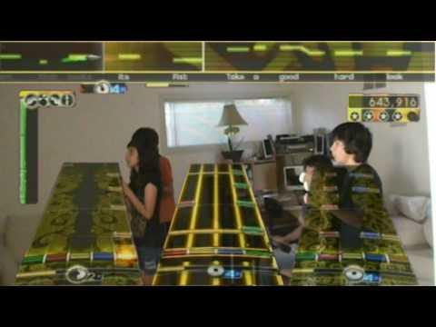 Rock Band 2 (Wii) - Full Band - DOA - Foo Fighters