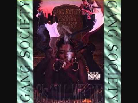 Gang Society - Game With Rules