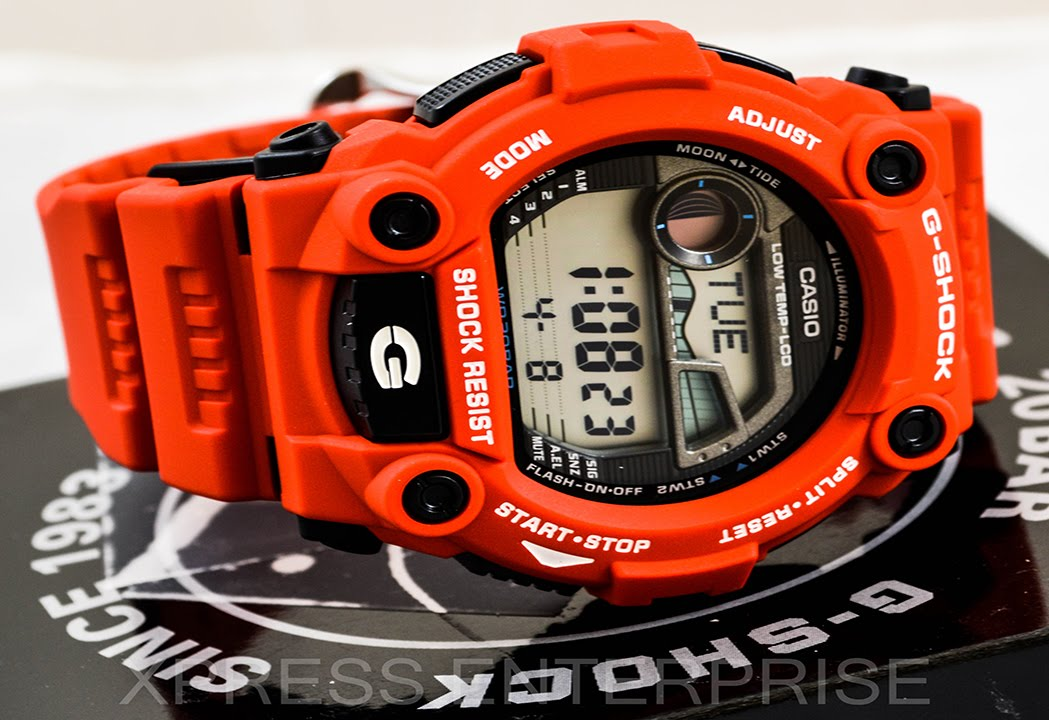 Download Casio GSHOCK G7900A-4 REVIEW | How To Set Time | LIGHT DISPLAY