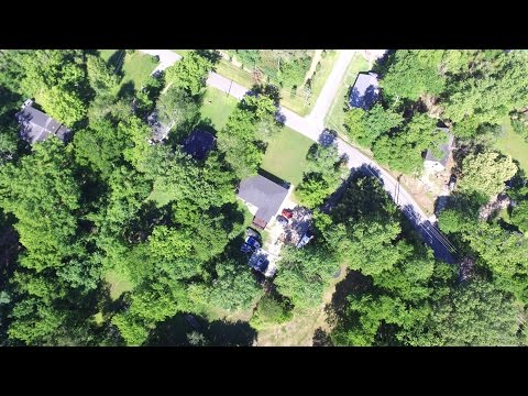 DjI Phantom Drone Flying Chattanooga
