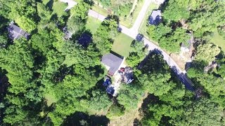 DjI Phantom Drone Flying Chattanooga