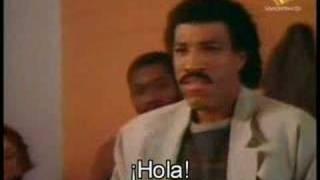Lionel Richie - hello (subtitulada al castellano)