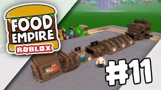 Food Empire #11 - MAKING POTATO BREAD (Roblox Food Empire)