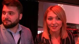 Eurovision 2018 - Interview with DoReDos (Moldova)