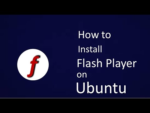 How To Install/Update Flash Player Plugin For Firefox  On Ubuntu