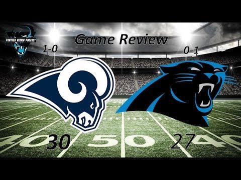 PNP: Week 1 vs Rams REVIEW