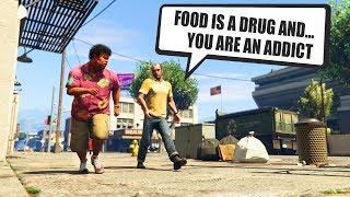 GTA V - Trevor Bully People #4