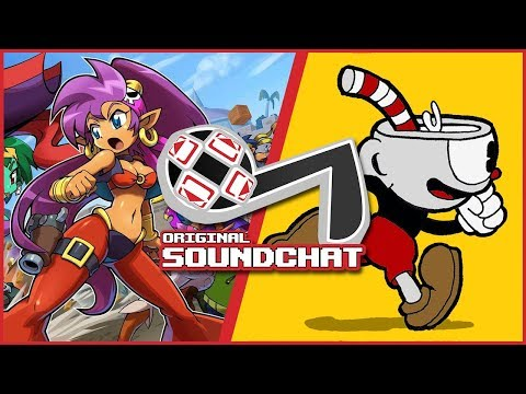 SHANTAE AND THE PIRATE'S CURSE and CUPHEAD - Original