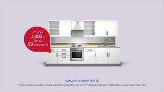 Tesco - Finančné služby - Pôžička
