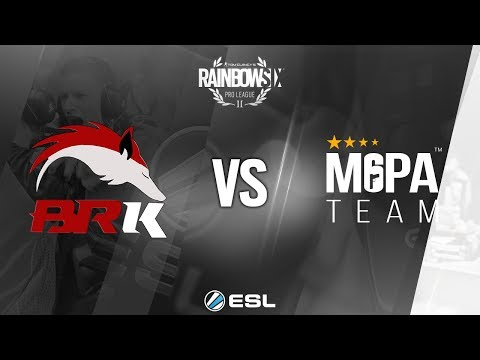 Rainbow Six - Six Invitational 2018 - Qualifications - LATAM - BRK E-Sports vs. MOPA Team