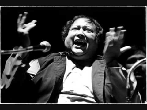 Nusrat Fateh Ali Khan -- Rowan Tenu Yaad Kar Ke
