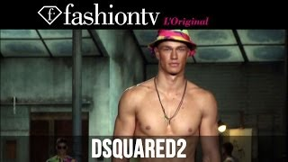 Dsquared2 Men Spring/Summer 2015 | Milan Men's Fashion Week | FashionTV