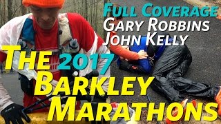 Full coverage of Gary Robbins & John Kelly 2017 Barkley Marathons