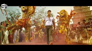 yodhavu the warrior malayalam official teaser allu arjunrakulpreet boyapati sreenu ss thaman