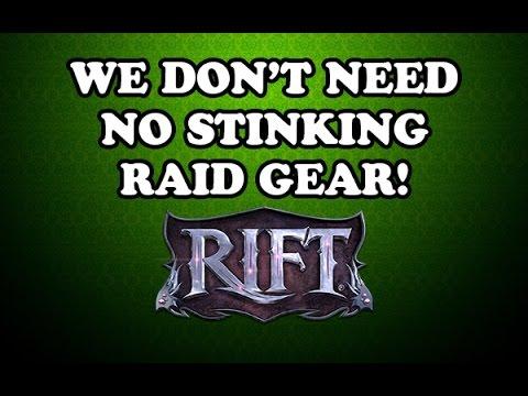 We Don 39 T Need No Stinking Raid Gear Rift Bard Rogue Pvp