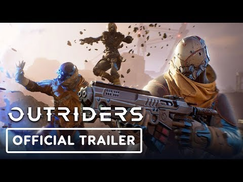 Outriders Gameplay - Official Reveal Trailer (4K)