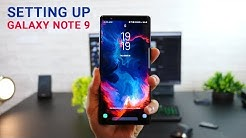 Setting up Galaxy Note 9? - Top 7 Must-Dos! DONT MISS.