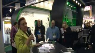 PocketBook at CES 2011 (Press-conference, part 2)