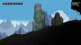 Noita gameplay showcase Video