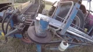 kombajn do zbioru kapusty Asa-Lift demonstracja działania maszyny [HD]