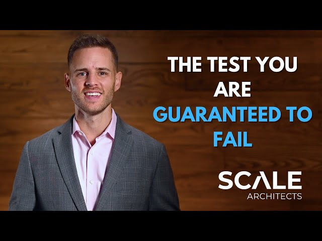 The test you are guaranteed to fail