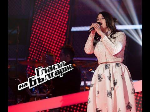 Яница Добрева | Let It Go - Гласът на България 4 – Кастинги (12.03.2017)