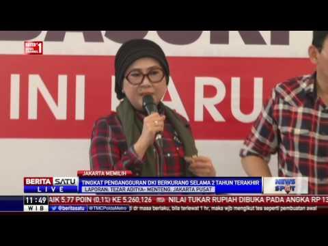 Ahok Sindir Anies Terkait Data Tingkat Pengangguran di Jakarta