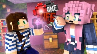 Proposing To Lizzie!? | Minecraft One Life