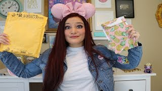 DISNEY MYSTERY PIN PACK UNBOXING HAUL #8 | EBAY PIN LOTS