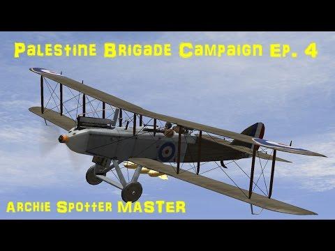 Palestine Brigade Campaign Ep  4