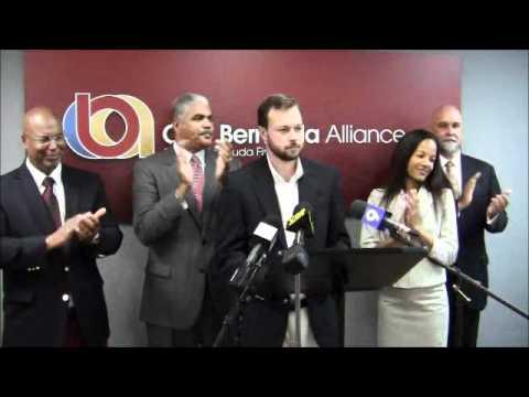 OBA Announce Candidate Nicholas Kempe, June 26 2012