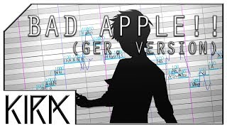 KIRA - Bad Apple!! (German Version) ft. Akarui Kouki [GERMAN VCV TEST COVER]