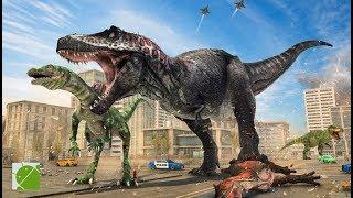 Dinosaur Rampage Simulator 2020 - Android Gameplay FHD
