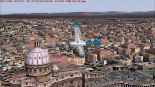 FS2004- Rome Scenery