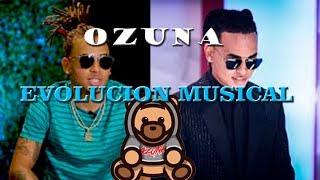 Ozuna - Evolución Musical (2016-2018)