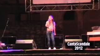 Cristina Garofalo - Amore amore immenso (CantaScandale 2012)